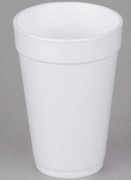 Dart Jcup Hot or Cold Insulated Cup, 16 Ounce - 1000 per Case