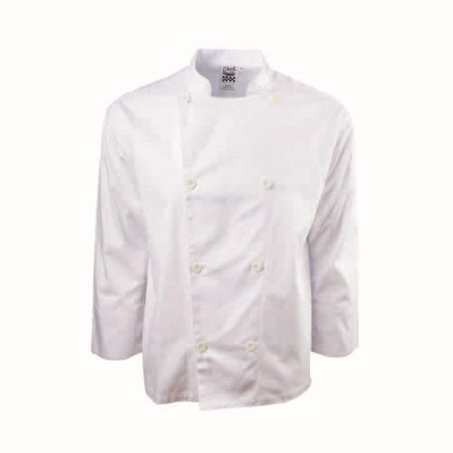 Chef Revival J200 Performance Series Jacket, Long Sleeve, White