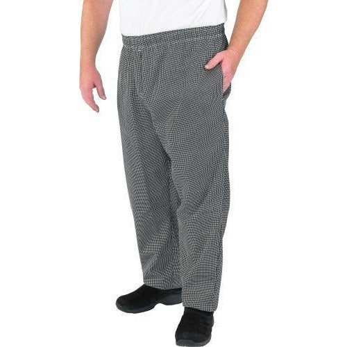 Chef Revival P015HT Slim Fit Chef Pants, Houndstooth