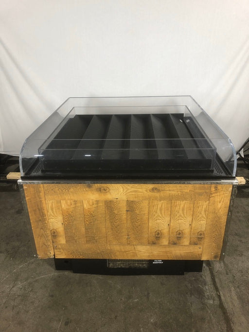 Hill Phoenix 1806490B1 Refrigerated Grab N Go Island Display Case