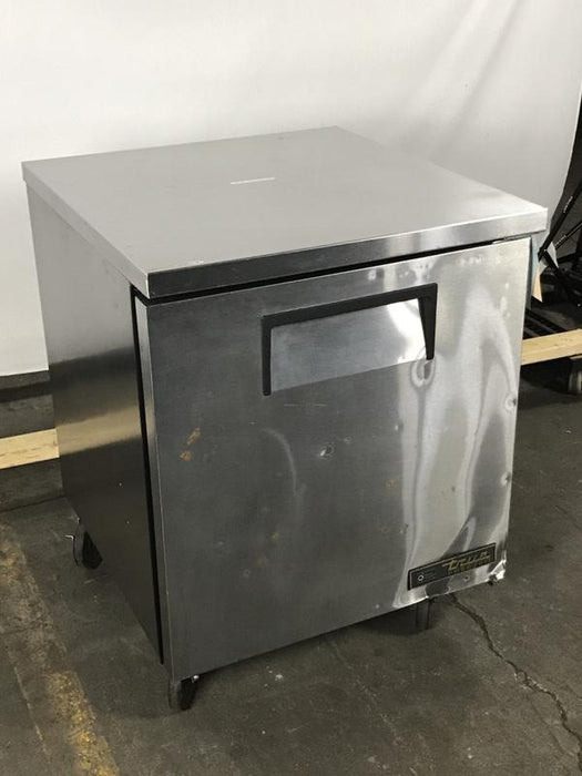 True TUC-27F-HC Freezer w/ Worktop, 1 Door