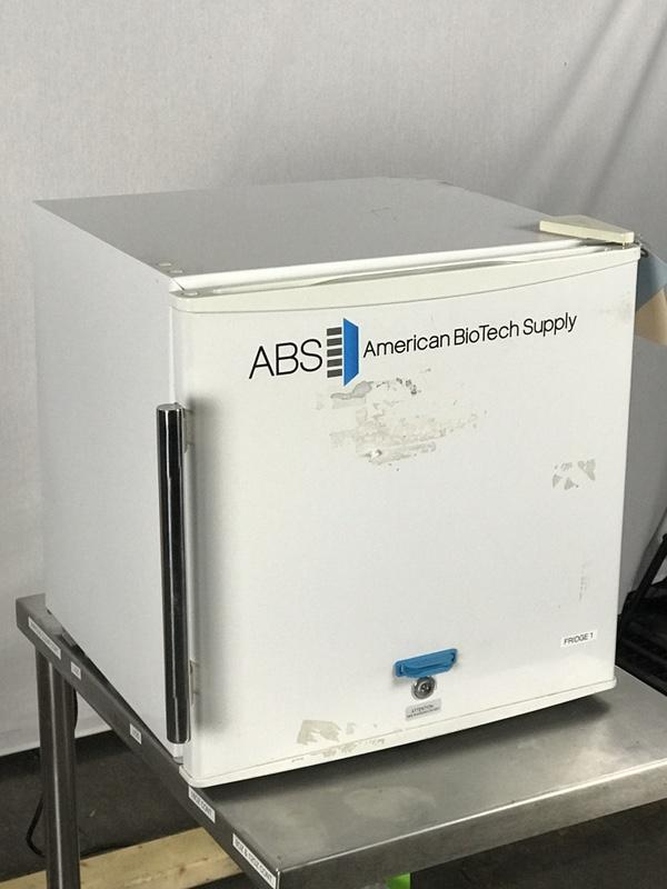 ABS ABT-UCFS-0220M Mini Pharmacy Freezer