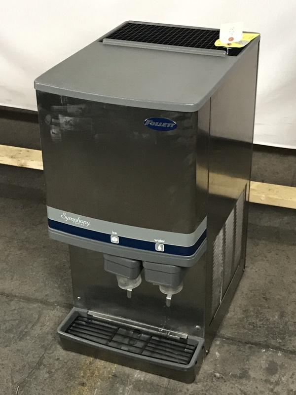 Follett 12CI400A Water& Ice Dispenser