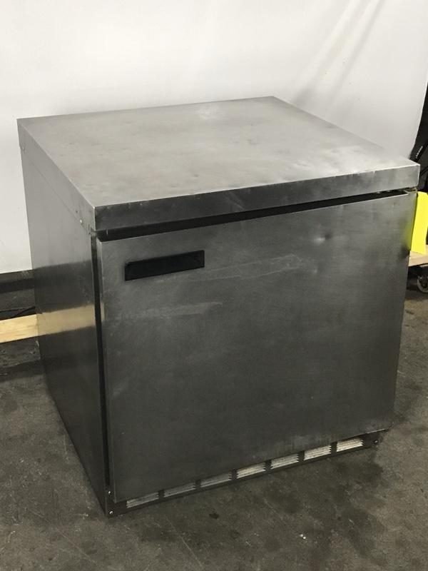 Delfield UC4532N Freezer, Under Counter, 1 Door