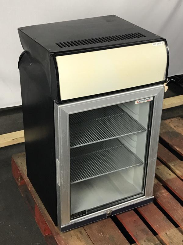 AHT CoolPoint CTB100 Countertop Display Refrigerator