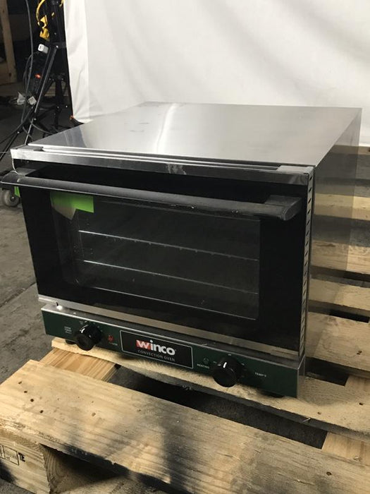 Winco ECO-250 Countertop Convection Toaster Oven
