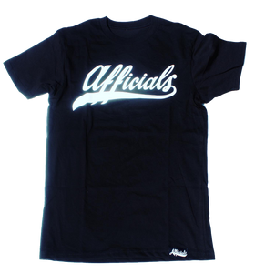 Afficials Exclusive Tee BLACK/WHITE