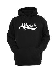 Afficials Signature Hoodie BLACK/WHITE
