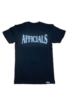 Afficials Finest Tee BLACK/WHITE