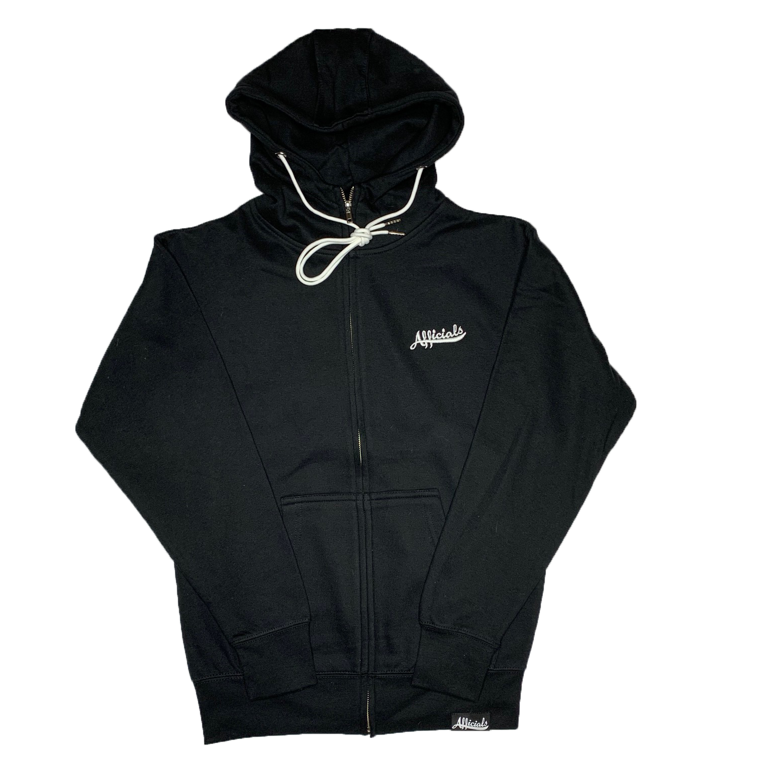 Afficials Sweatsuit Set BLACK/WHTE [Embroidered]