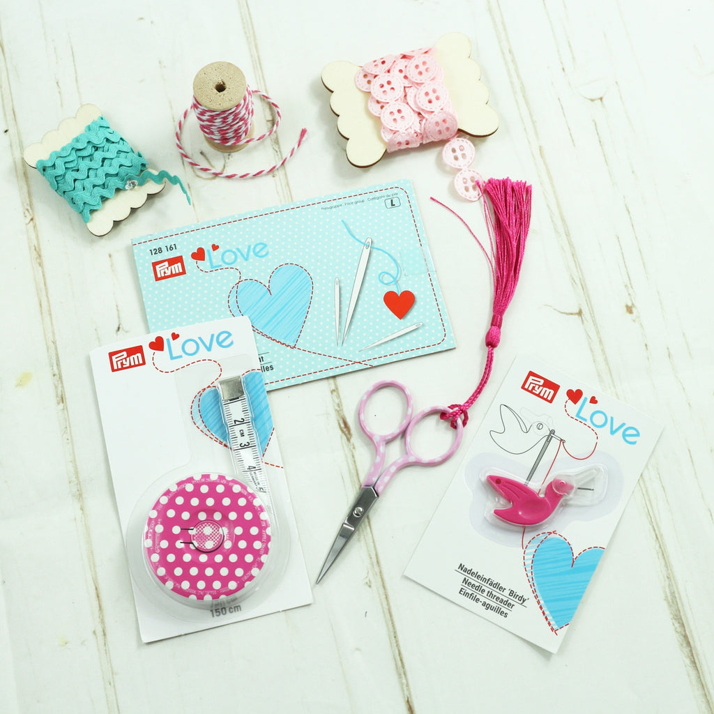 Sewing gift set, Prym Love Collection