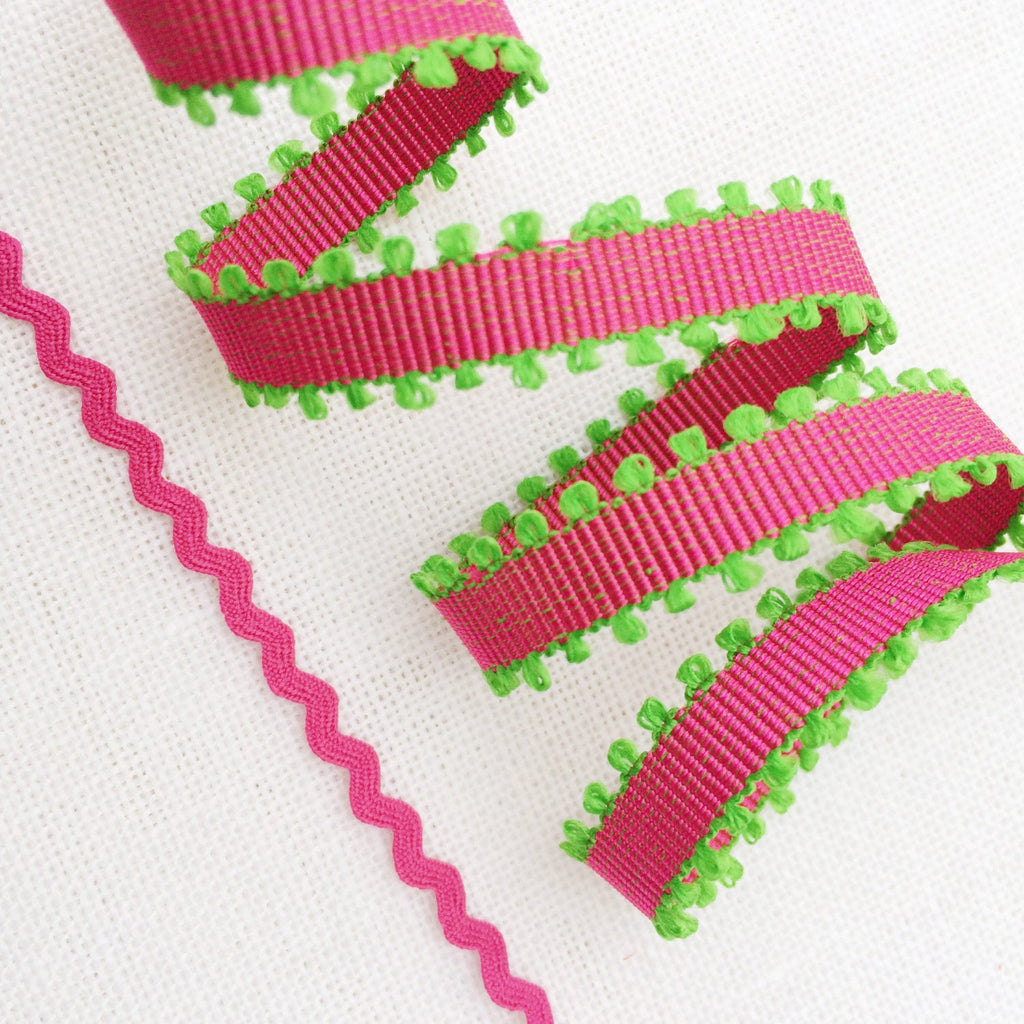 Flamingo Tropical Ribbon Collection - StitchKits Crafts