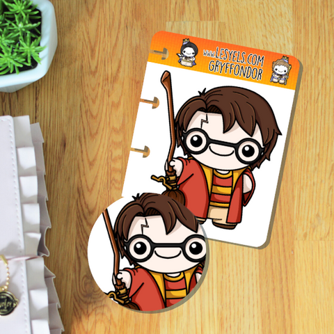 Grand sticker Griffondor Harry Potter Stickers à imprimer