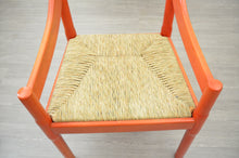 Load image into Gallery viewer, Red Carver Carimate Chair by Vico Magistretti
