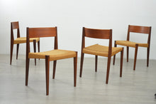Load image into Gallery viewer, Set of Four 'Pia' Chairs by Poul Cadovius