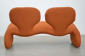 Djinn Sofa by Olivier Mourgue for Airborne. 1960s