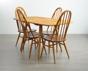 Mid Century Dining Set by Ercol