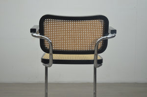 Single Black Cesca Style Chair