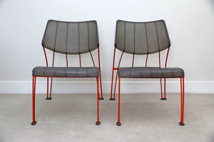 Hasslo Chairs by Monika Mulder for Ikea, 1990s, Set of 2