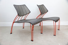 Load image into Gallery viewer, Hasslo Chairs by Monika Mulder for Ikea, 1990s, Set of 2