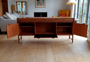 Mid Century Rosewood 'Caspian' Sideboard by Nathan, 1960s