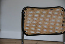 Load image into Gallery viewer, Vintage Cesca Chair in Black