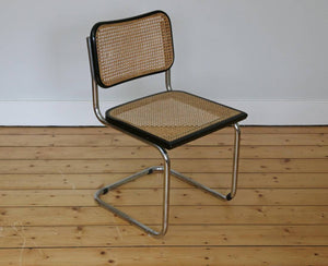 Vintage Cesca Chair in Black