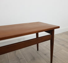 Load image into Gallery viewer, Mid Century Coffee Table in Teak