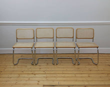 Load image into Gallery viewer, 4 X Cesca Style Stacking Chairs