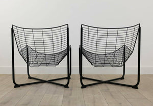 Pair of Jarpen Chairs by Niels Gammelgaard for IKEA, 1990s
