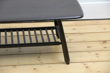 Load image into Gallery viewer, Ercol Coffee Table with Magazine Rack