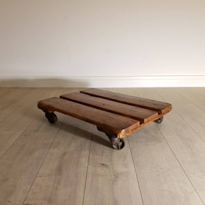 Vintage Wooden Trolley or Table