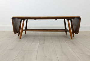Extendable Ercol Coffee Table, Mid Century
