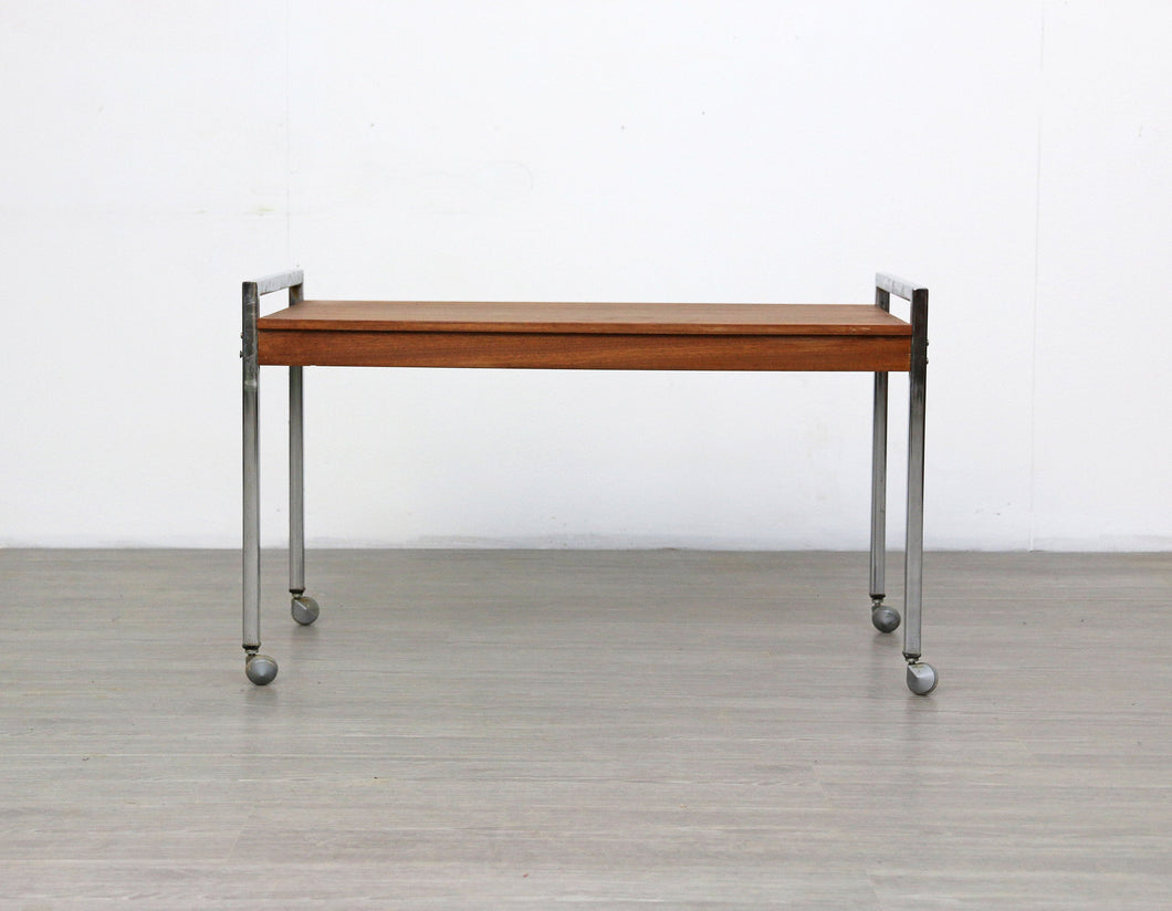 Mid Century Coffee Table or Trolley