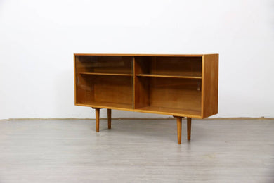 Wooden Bookcase by Robin Day for Hille Furniture, 1950s