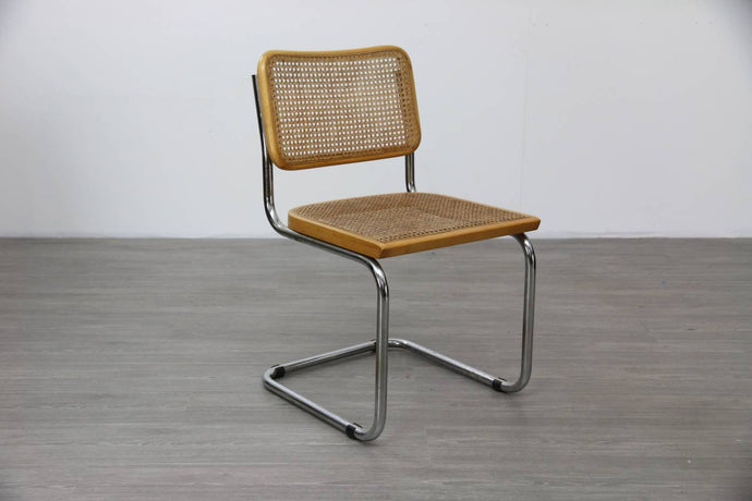 1 X Cesca Style Chair After Marcel Breuer
