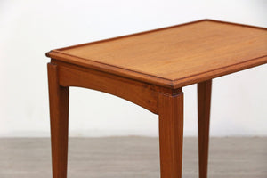 Scandinavian Teak Side Table