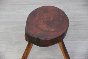 French Brutalist Milking Stool