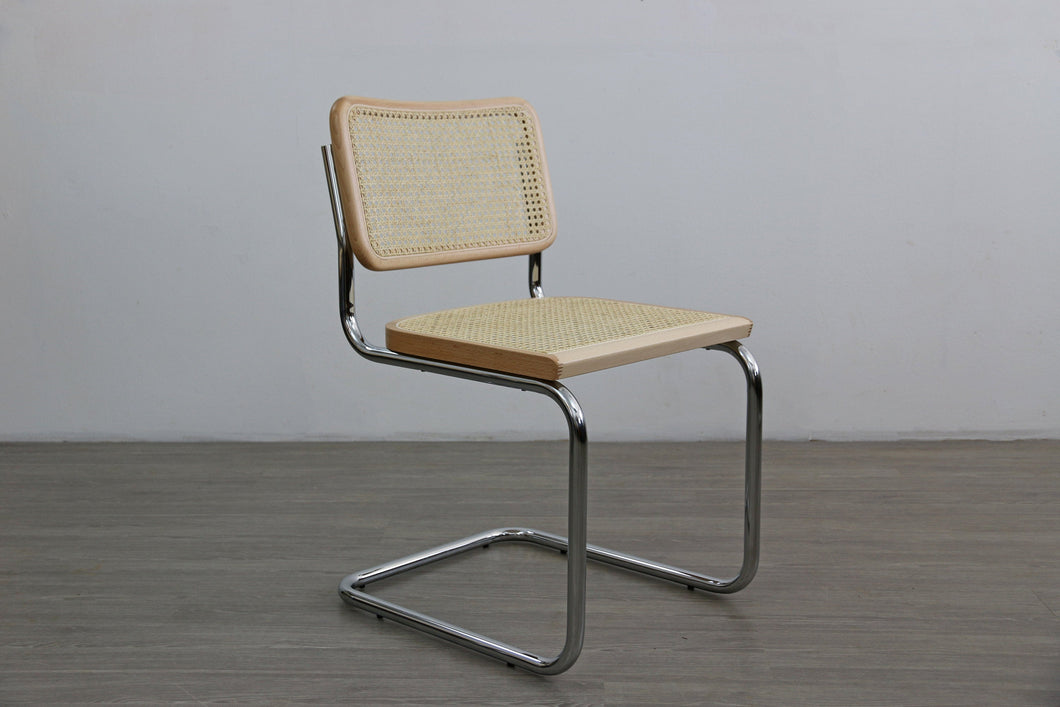 Breuer Style Cantilevered Chair