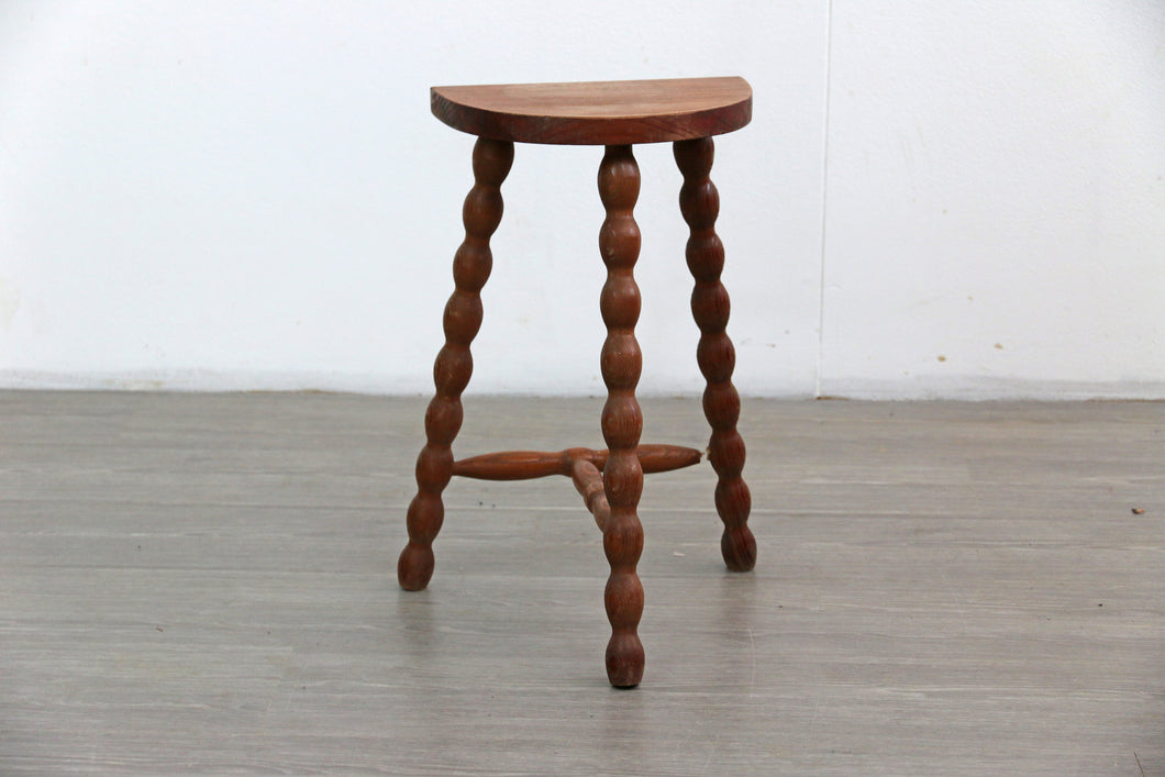 French Bobbin Stool