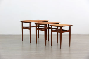 Danish Nest of Tables, 1960s