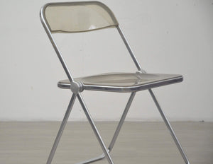 Vintage 'Plia' Folding Chair for Castelli Furniture