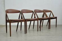 Load image into Gallery viewer, Set of Four Model 31 Dining Chairs by Kai Kristiansen