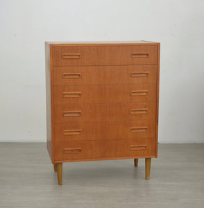 Danish Chest of Drawers by Mobelfabrik, 1960s