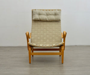 Pernilla Lounge Chair by Bruno Mathsson