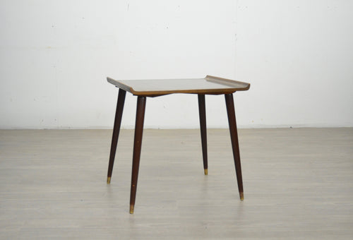 Mid 20th C Walnut Side Table