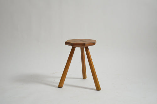 Octagonal Work Stool