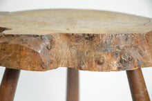 Load image into Gallery viewer, Primitive Side Table or Stool