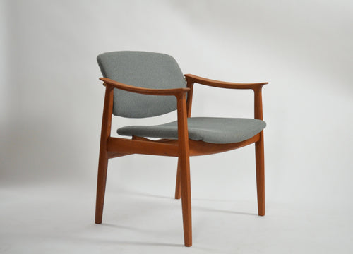 Danish armchair by Tove and Edvard Kindt-Larsen for France & Søn