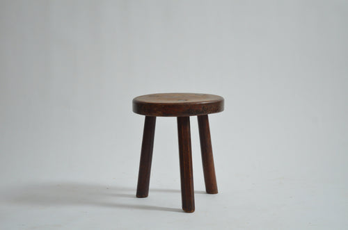 English Early 20th C Military Stool